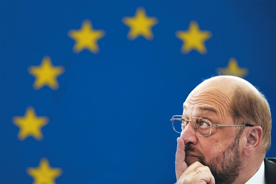 Martin Schulz Europa